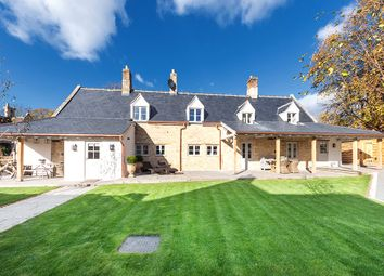 Thumbnail 3 bed detached house for sale in Main Street, Tinwell, Stamford, Lincolnshire