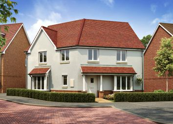 "Thumbnail 4 bedroom semi-detached house for sale in ""Ashtree"" at Langmore Lane, Lindfield, Haywards Heath"
