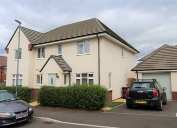 Thumbnail 3 bedroom detached house to rent in Augustus Avenue, Keynsham, Bristol