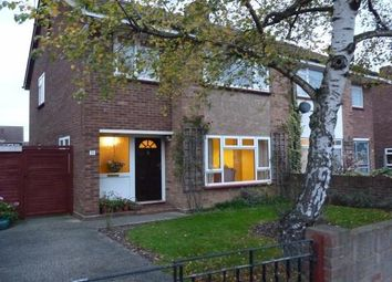 Thumbnail 3 bedroom property to rent in The Ridgeway, Bedford