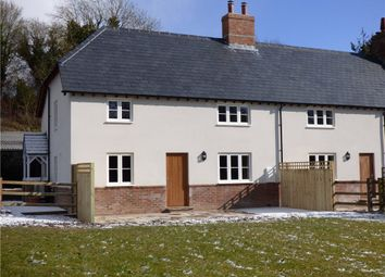Thumbnail 3 bed end terrace house to rent in Bagber Farm Cottage, Milborne St Andrew, Blandford, Dorset
