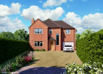 Thumbnail 4 bedroom detached house for sale in High Street, Inkberrow, Worcester