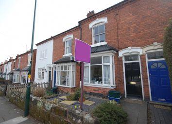 Thumbnail 3 bed terraced house to rent in Gordon Road, Harborne, Birmingham
