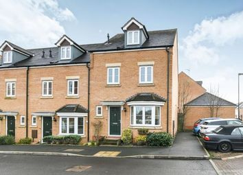 Thumbnail 4 Bed End Terrace House For Sale In Dixon Close Enfield Redditch