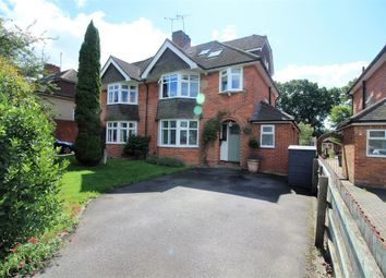 Thumbnail 4 bed semi-detached house for sale in Chalgrove Way, Emmer Green, Reading, Berkshire