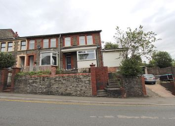 4 bed end terrace house for sale in High Street, Cymmer -, Porth CF39