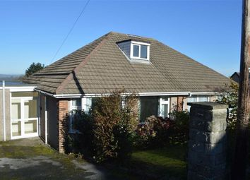 Thumbnail 3 bed semi-detached bungalow for sale in Stepney Road, Swansea