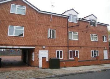 Thumbnail 1 bed flat to rent in The Quadrant, Drummond Road, Belgrave, Leicester