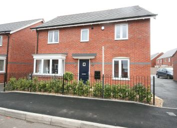 Thumbnail 4 bed detached house to rent in Heathermount, Broadheath, Altrincham