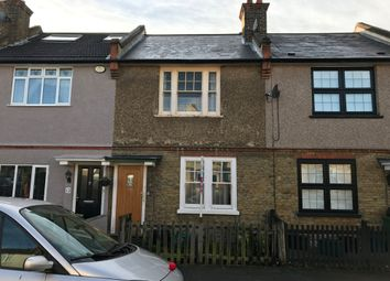Thumbnail 3 bedroom terraced house for sale in Portland Crescent, London