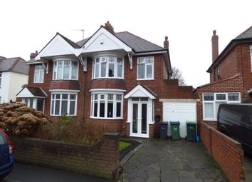 Thumbnail 3 bed semi-detached house for sale in Compton Road, Cradley Heath, West Midlands