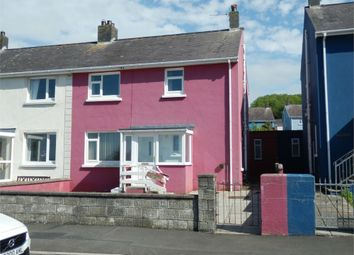 Thumbnail 3 bed end terrace house for sale in Wellington Gardens, Aberaeron, Ceredigion