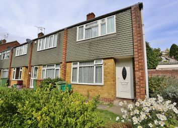 Thumbnail 3 bedroom end terrace house for sale in Hilary Close, Erith