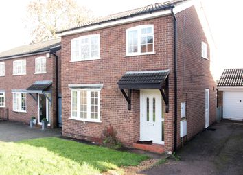 Thumbnail 3 bed property to rent in Melbourne Close, Kibworth Beauchamp, Leicestershire