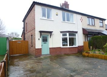 Thumbnail 3 bed semi-detached house for sale in Denford Avenue, Leyland