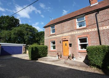 Thumbnail 3 bed semi-detached house for sale in Benhams Lane, Greatham, Liss