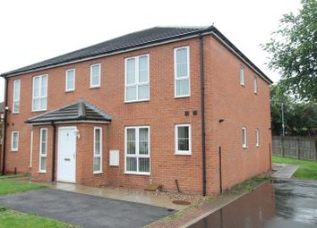 Thumbnail 2 bed town house to rent in Crofters Court, Havercroft, Wakefield