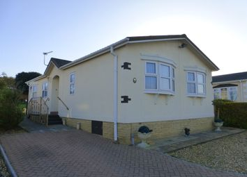 Thumbnail 2 bed mobile/park home for sale in Yeovil Marsh Park, Yeovil Marsh, Yeovil