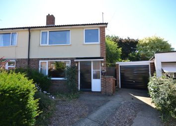 Thumbnail 3 bedroom semi-detached house for sale in Berry Close, Earls Barton, Northampton