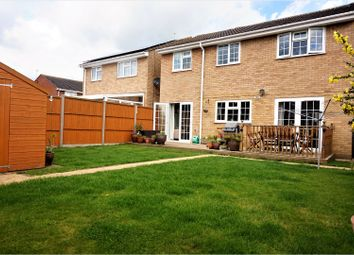 Thumbnail 5 bedroom detached house for sale in Burchnall Close, Peterborough