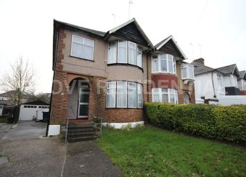 Thumbnail 3 bed semi-detached house to rent in Elmwood Crescent, London, Greater London.