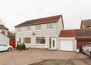 Thumbnail 3 bed semi-detached house for sale in 81 Gyle Park Gardens, Edinburgh