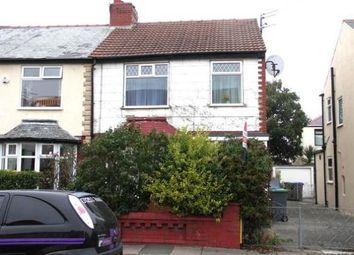 Thumbnail 3 bedroom semi-detached house for sale in Fernhurst Avenue, Marton, Blackpool