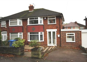 Thumbnail 3 bed semi-detached house to rent in Westwood Road, Heald Green, Cheadle