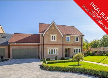 Thumbnail 5 bedroom detached house for sale in The Kingfisher, 2 Lydgate Fields, Fairfield, Herts