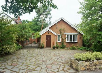 Thumbnail 3 bedroom detached bungalow for sale in Moss Lane, Bramhall, Stockport