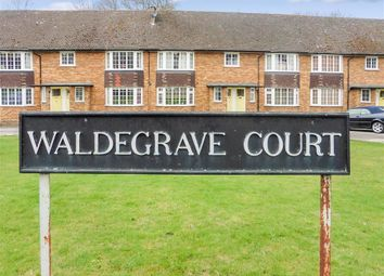 Thumbnail 1 bedroom maisonette for sale in Waldegrave Court, Upminster, Essex