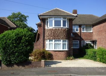 Thumbnail 3 bed maisonette for sale in Horsbere Road, Hucclecote, Gloucester