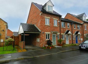 Thumbnail 3 bed town house for sale in Guylers Hill Drive, Clipstone, Mansfield