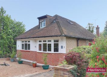 Thumbnail 4 bed bungalow for sale in Eversley Close, London