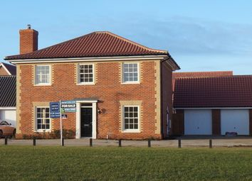 Thumbnail 4 bedroom detached house for sale in Barrow Hill, Barrow, Bury St. Edmunds