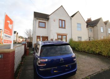 Thumbnail 3 bed semi-detached house for sale in Short Street, Stapenhill, Burton-On-Trent