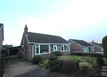 Thumbnail 4 bed detached bungalow for sale in Meadow Court, South Elmsall, Pontefract