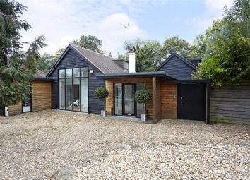 Thumbnail 6 bed detached bungalow for sale in Willow Way, Sunbury-On-Thames, Surrey