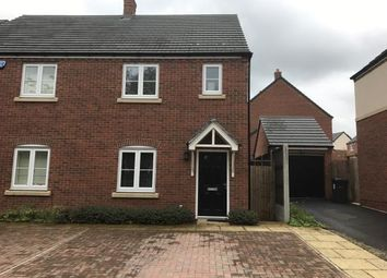 Thumbnail 3 bedroom end terrace house for sale in Barley Road, Birmingham, West Midlands