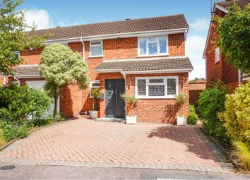 Thumbnail 3 bed end terrace house for sale in Crouchview Close, Wickford