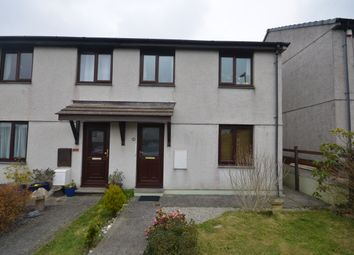 Thumbnail 3 bed semi-detached house to rent in Knights Way, Redruth