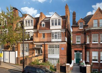 6 bed semi-detached house for sale in Arkwright Road, London NW3