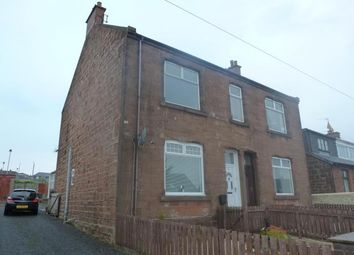 Thumbnail 1 bedroom flat to rent in Mauchline Road, Auchinleck, Cumnock