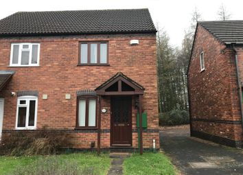 Thumbnail 2 bedroom semi-detached house to rent in Kesworth Drive, Priorslee, Telford
