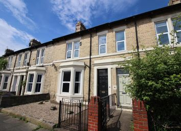 Thumbnail 6 bed terraced house to rent in Queens Terrace, Jesmond, Newcastle Upon Tyne