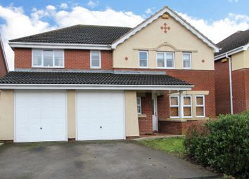 Thumbnail 5 bed detached house for sale in Broughton Close, Kings Clipstone, Notts