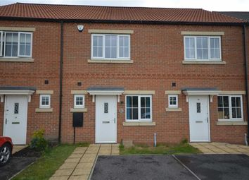 Thumbnail 2 bedroom terraced house for sale in Germain Close, Selby