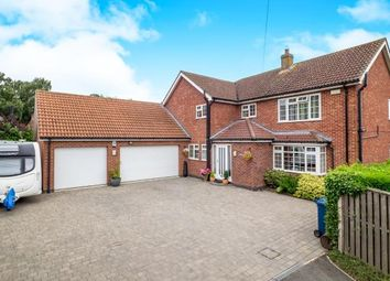 Thumbnail 4 bed detached house for sale in Well Lane, Upper Broughton, Melton Mowbray, Leicestershire