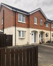 Thumbnail 3 bed semi-detached house to rent in Millar Street, Ravenhill, Belfast