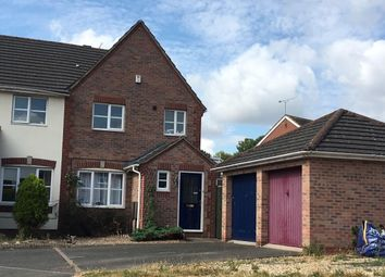 Thumbnail 3 bedroom semi-detached house to rent in Howlett Place, Worcester